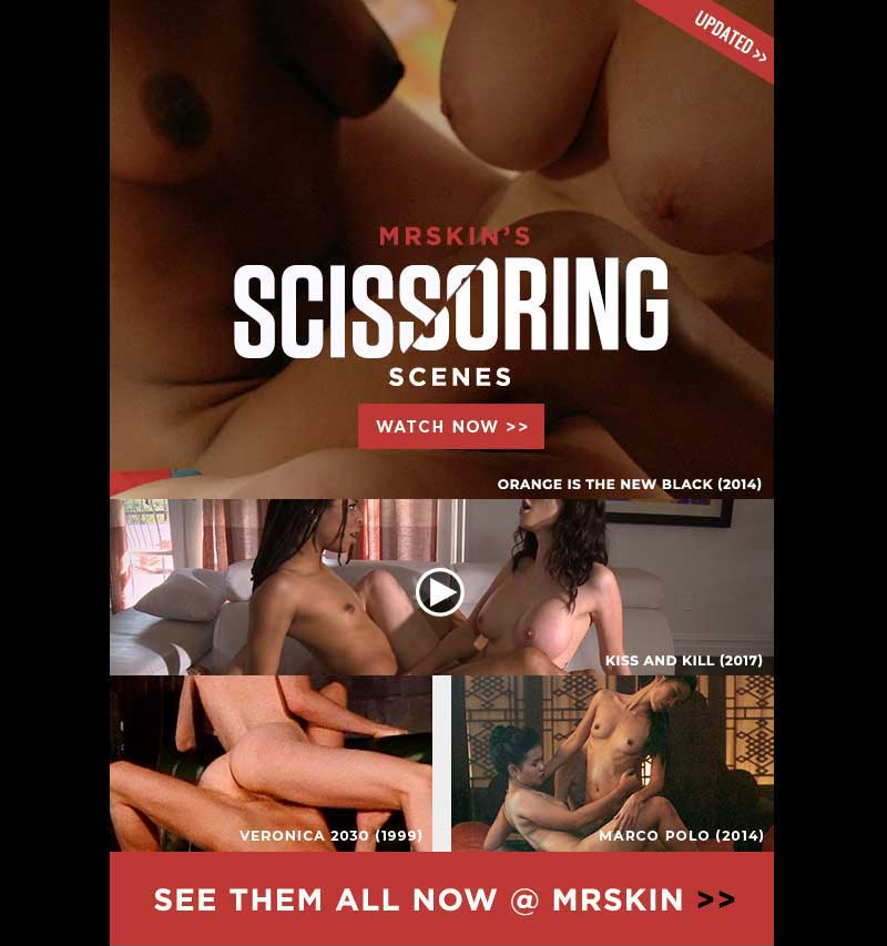 Hollywood's Sexiest Scissoring Scenes @ Mr.Skin
