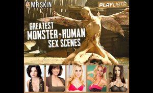 Hollywood's Hottest Babes Banging Monsters @ Mr.Skin