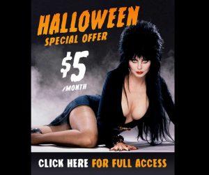 Mr.Skin for Only 5 Bucks for Halloween 2017
