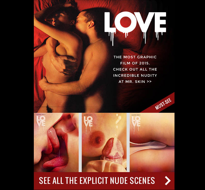 Love: The Most Graphic Film Of 2015