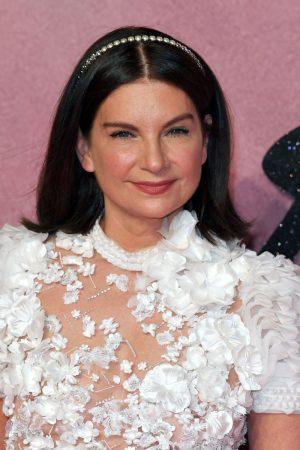 Natalie Messenet Nipple Slip on the Red Carpet