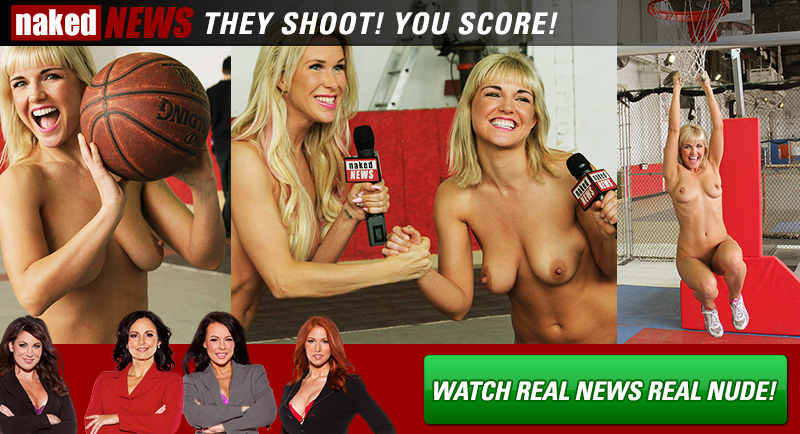 Naked News- They Shoot, You Score