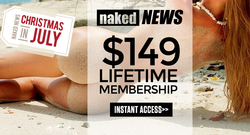 Naked News Membership for the Rest of Your Life