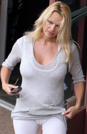 Pam Anderson Cameltoe