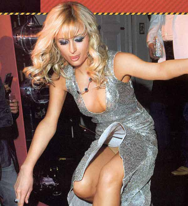 Paris Hilton, It's Time For A Peek Of Your Panties There Will Be Always A Place For You He ...
