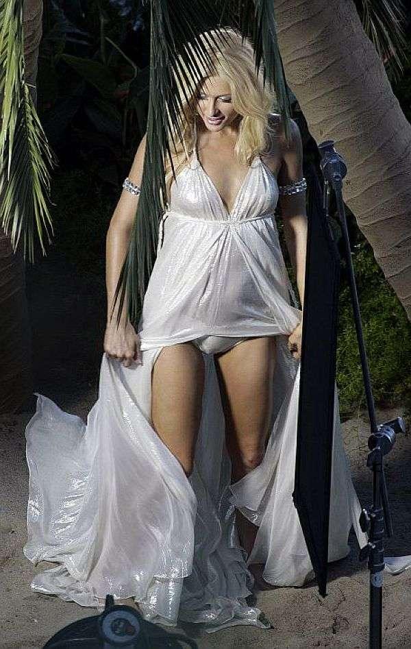 Paris Hilton's Stuffed Panties