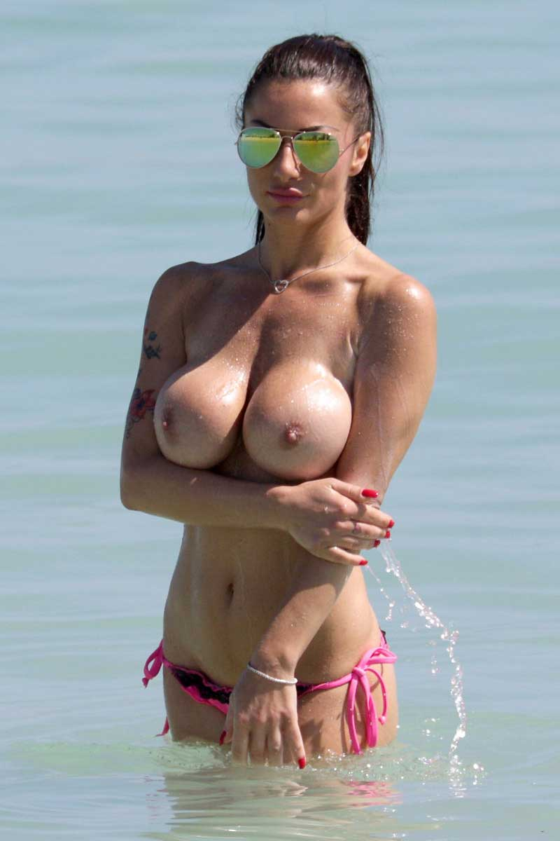 Priscilla salerno topless happens