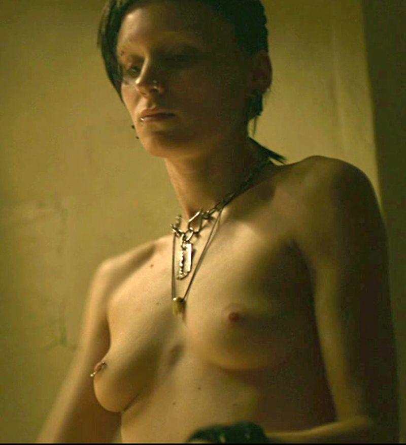 Lesbian breast feeding video