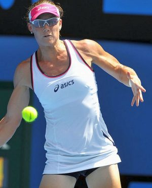 Samantha Stosur Brings Her 2012 Australian Open Cameltoe. Click Pic For The Closeup!