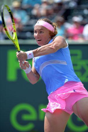 Svetlana Kuznetzova Cameltoe on the Tennis Court