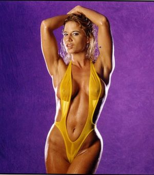 "TAMMY ""SUNNY"" SYTCH Cameltoe. Thanks To Wrestling News Desk!"