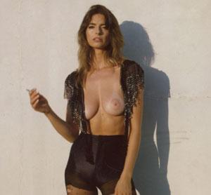 Sexy Polaroids with Elisabeth Giolito