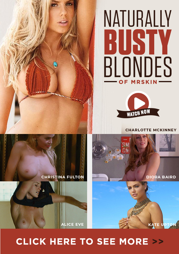 Hollywood's Naturally Busty Blondes at Mr.Skin