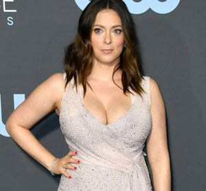 Rachel Bloom Cleavage