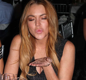 Don't Drink for Lohan