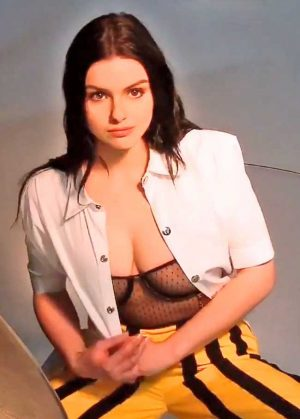 Ariel Winter Behind the Scenes Photoshoot with Video