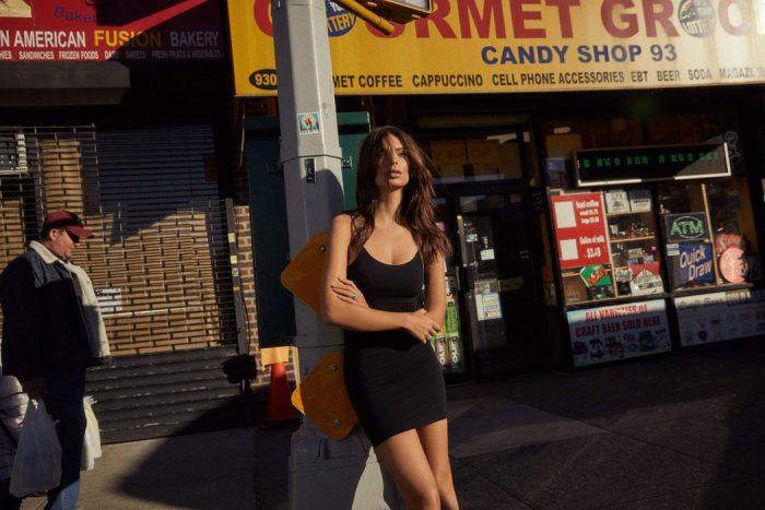 Emily Ratajkowski for Inamorata Body Collection