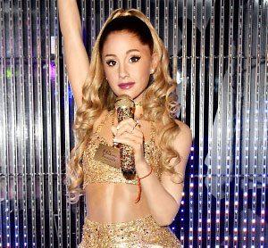 Ariana Grande in Wax