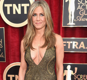 Jennifer Aniston Suffering A Sex Dry Spell