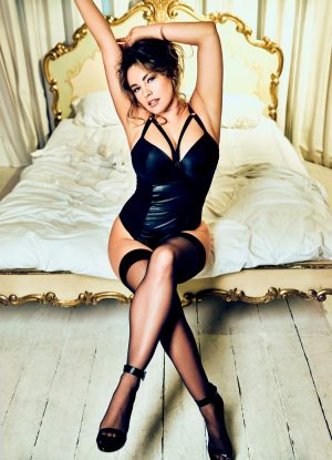 Kelly Brook's Mark Hayman Photoshoot
