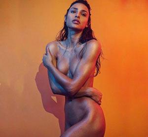Naysika Naked