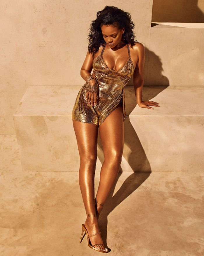 Rihanna – Fenty Beauty Body Lava