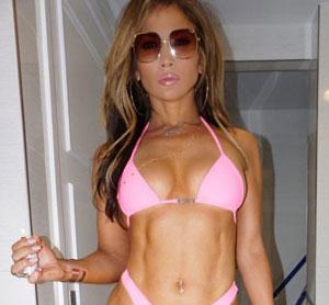 J Lo Bikini