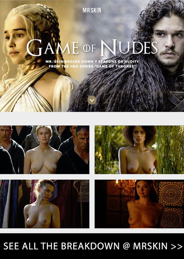 Game Of Thrones Nudity Extravaganza