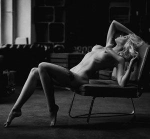 Eroticism of Alex Heitz