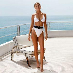 Elizabeth Turner Models Gigi C Bikini's