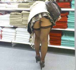 Sexy Shoppers