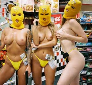 Sexy Robbers