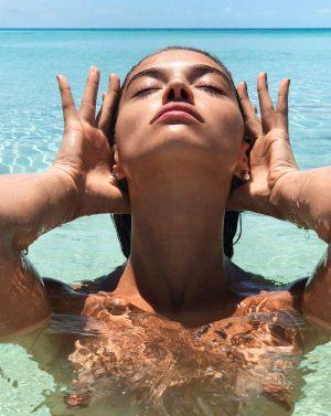 Daniela López Osorio Topless Photoshoot