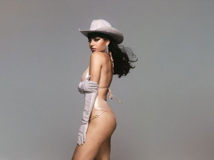 Charli XCX for Agent Provocateur Saddle Up