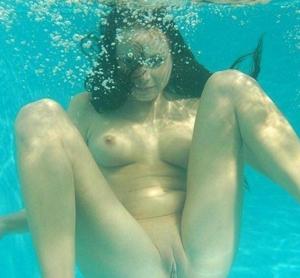 Underwater Nudes