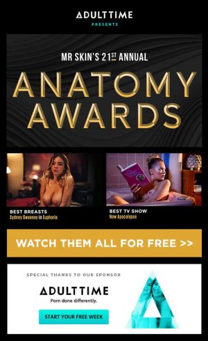 The 2020 Anatomy Awards Presented by Mr.Skin