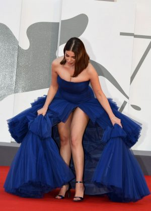 Cynthia Samuel Pantie Upskirt on the Red Carpet