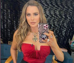 Sofia Vergara Hot Latina Cleavage